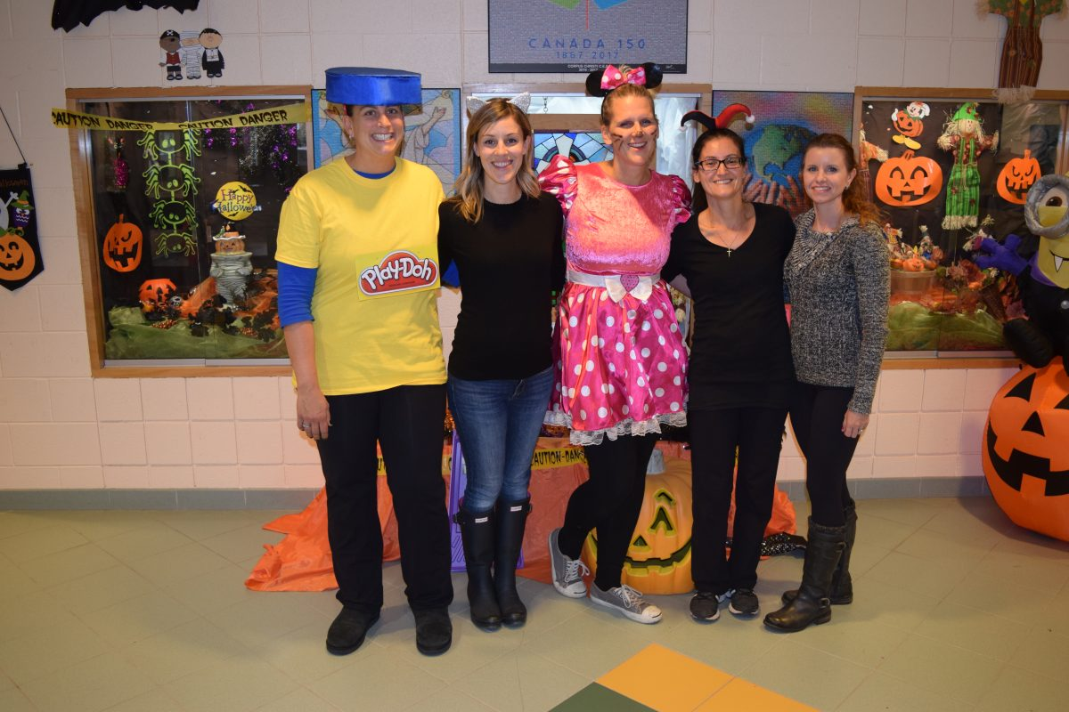 CCI Halloween Dance-a-thon Event